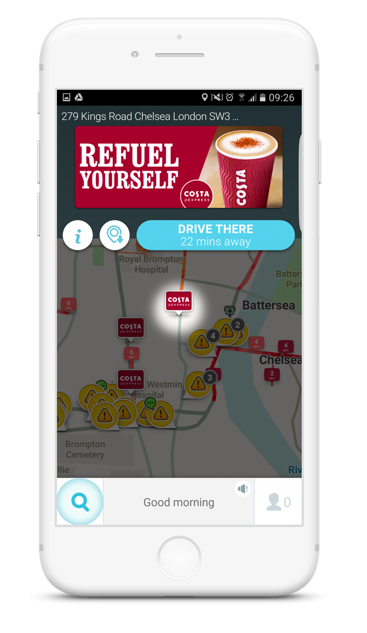 When it comes to Waze and WeChat, many marketers are
